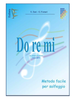 Hal Leonard Do Re Mi in chiave di violino prima parte