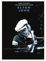 Hal Leonard Elton John Piano Trascription