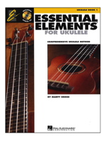 Hal Leonard Essential Elements for Ukulele Method Book 1