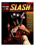 Hal Leonard Guitar Play Along SLASH V.143