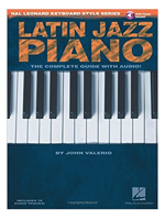 Hal Leonard Latin Jazz Piano