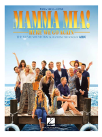 Hal Leonard Mamma mia here we go again