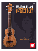Hal Leonard MAURO GIULIANI Aeeanged For Ukulele Duet