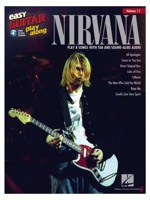 Hal Leonard Nirvana Book + Audio-on Line