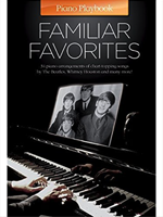 Hal Leonard Piano Playbook Familiar Favorites