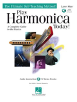 Hal Leonard Play Harmonica Today V.1