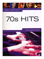 Hal Leonard Really easy piano 70's hits