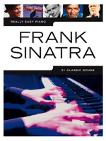 Hal Leonard Really Easy Piano Frank Sinatra