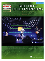 Hal Leonard Red Hot Chili Peppers V.6