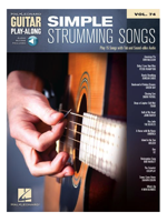 Hal Leonard Simple strumming Songs Book