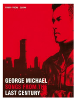 Hal Leonard Songs From The Last Century George Michael