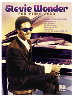 Hal Leonard Stevie Wonder for Piano solo