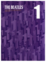 Hal Leonard The Beatles- Number one Hits