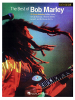 Hal Leonard The best of Bob Marley