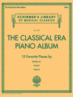 Hal Leonard The Classical Era Piano Album