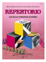 Hal Leonard WP210I repertorio livello preparatorio