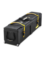 Hardcase HN40W - Hardware Hard Case With Wheels