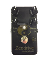Hermida Audio Usa Black Magik Zendrive