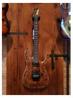 Ibanez RGA60AL Antique Brown Stained Low Gloss