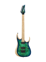 Ibanez RGDIX6MPB Surreal Blue Burst