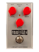 J.rockett Audio Designs Hooligan
