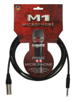 Klotz M1MP1K0300 XLR M.-Jack unbalanced Cable 3mt