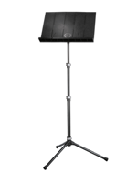 Konig & Meyer 12125 Orchestra Music Stand Black