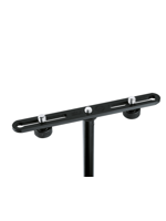 Konig & Meyer 23550 Microphone Bar Black