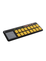 Korg Nano Pad 2 Orange/Green