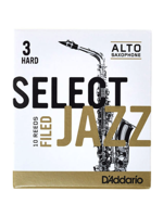 La Voz Select Jazz Alto Saxophone Filed 3 Hard