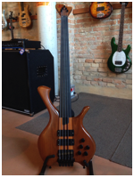 Laurus SL 5 Fretless 1993