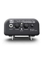 Ld Systems HPA-1 Headphone Amplifier