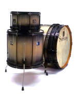 Le Soprano Bionic Maple - 3 Shells Drumset