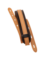 Levys PM22RYD Deluxe Series Guitar Strap Natural