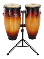 Lp LP646NY-VSB Set Congas Con Supporto, Serie City