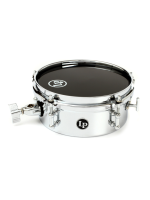 Lp LP848-SN Micro Snare (Last Displayed)