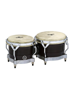Lp M201-BKWC Matador Bongos, Black/Chrome Hardware