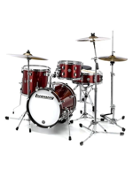 Ludwig Breakbeats by Questlove in Wine Red Sparkle