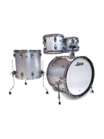 Ludwig Classic Maple FAB Shell Pack In Silver Sparkle - Expo