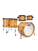 Ludwig L8305AXON - Set Di Batteria 5 Pezzi Classic Maple In Natural Maple