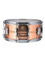 Ludwig LC662K - Rullante In Rame Martellato Copperphonic