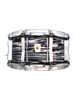 Ludwig LS401 - Classic Maple Snare Drum in Black Oyster Pearl