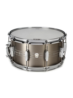 Ludwig LSTLS0714 - Heirloom Stainless Steel Snare Drum