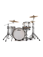 Ludwig Pro Beat Classic Maple Shell Pack In White Marine Pearl