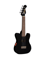 Mahalo Telecaster Black + Pick-Up W/Bag