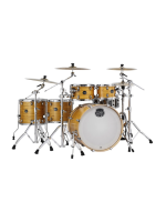 Mapex AR628SFE DW - Armory 6-Piece Studioease Extra Deep Bass Drum Fast Shell
