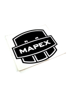 Mapex PMKM2032 - Mapex Black Logo Sticker