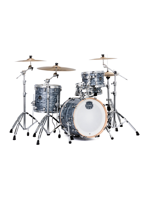 Mapex SVTE401X VA Saturn V Tour Edition 3-Piece Shell Pack In Black Strata Pearl