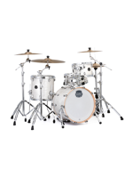 Mapex SVTE401X VW Saturn V Tour Edition 3-Piece Shell Pack In White Marine