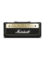 Marshall MG100H GF Gold